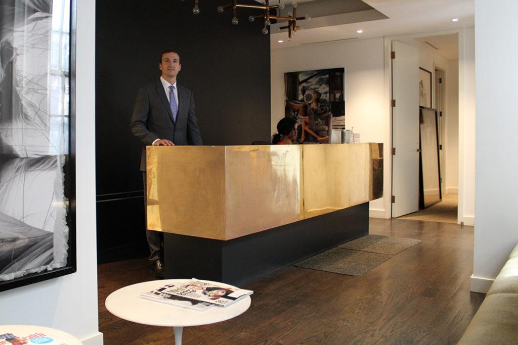 Dr. Joshua Wolf Manhattan Offices OMFS