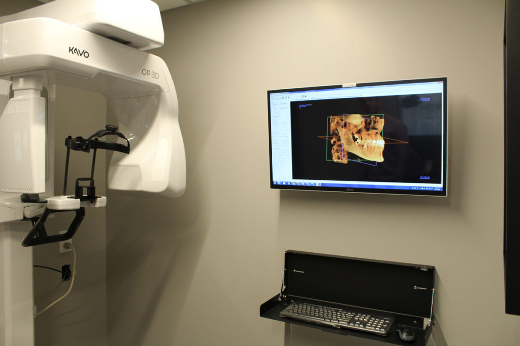 State of the art Cone Beam CT Scan and Digital Imaging at our Hewlett Location.